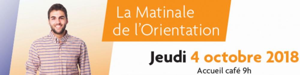 Matinale_Orientation