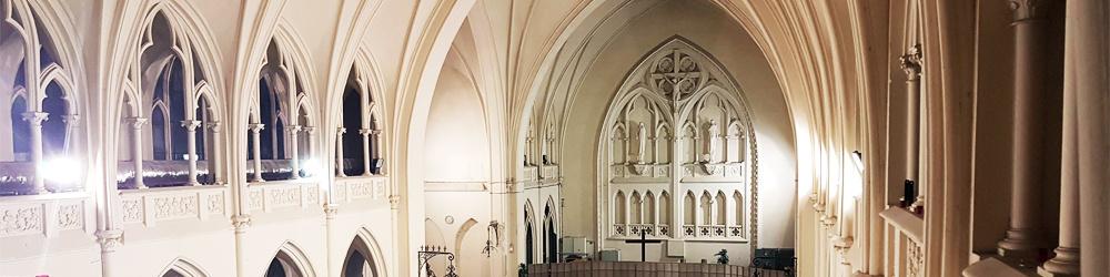 la chapelle fait peau neuve !