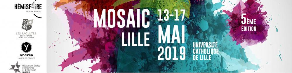 Mosaic Lille 2019