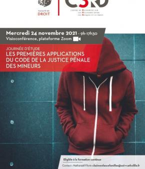journée d'études sur les droits des mineurs à la catho